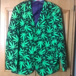 420 Jacket Oppo Mans Suit Coat